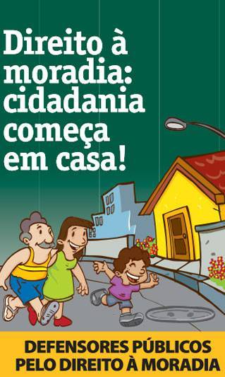 Cartilha Campanha Nacional do Defensor Público 2010
